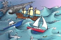 Ships,