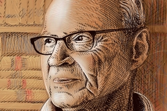 Ed Hirsch portrait
